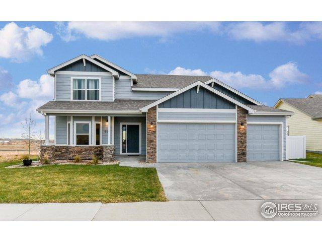 601 Ponderosa Dr, Severance, CO 80550 (MLS #844861) :: The Daniels Group at Remax Alliance