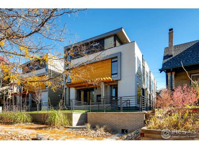 448 University Blvd, Denver, CO 80206 (MLS #844863) :: The Daniels Group at Remax Alliance