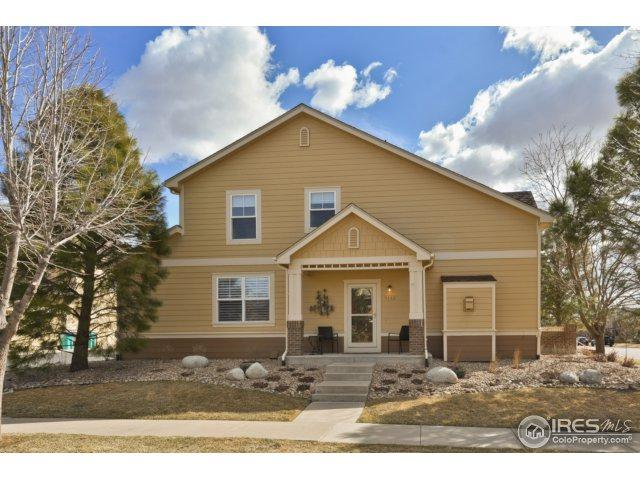 5132 Mill Stone Way, Fort Collins, CO 80528 (#844875) :: The Peak Properties Group