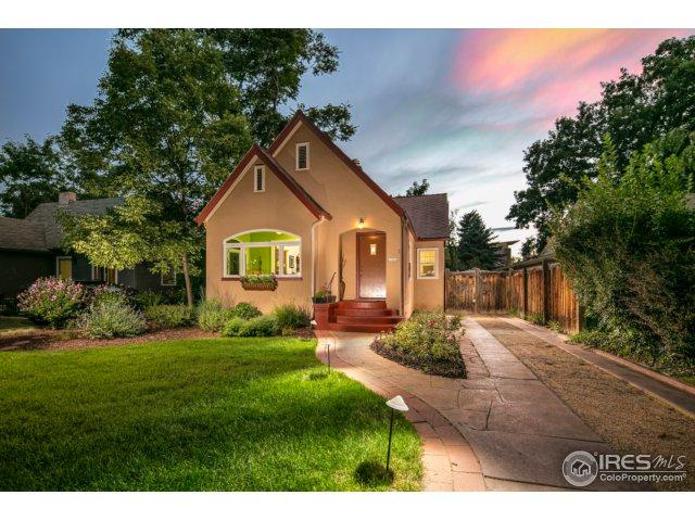 1523 Remington St, Fort Collins, CO 80524 (#844892) :: The Peak Properties Group