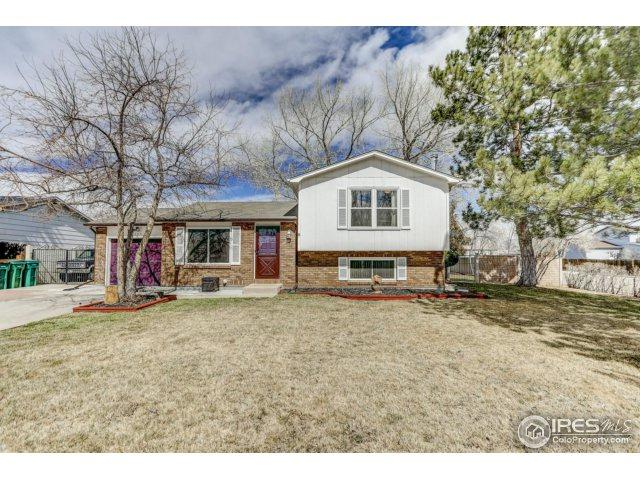 325 Edgewood Dr, Loveland, CO 80538 (MLS #844894) :: The Daniels Group at Remax Alliance