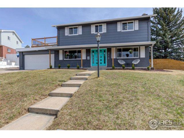 210 W Delaware Cir, Littleton, CO 80120 (#844900) :: The Peak Properties Group
