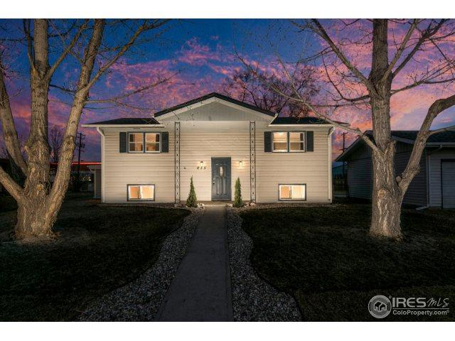 655 Maple Ave, Eaton, CO 80615 (#844925) :: The Peak Properties Group