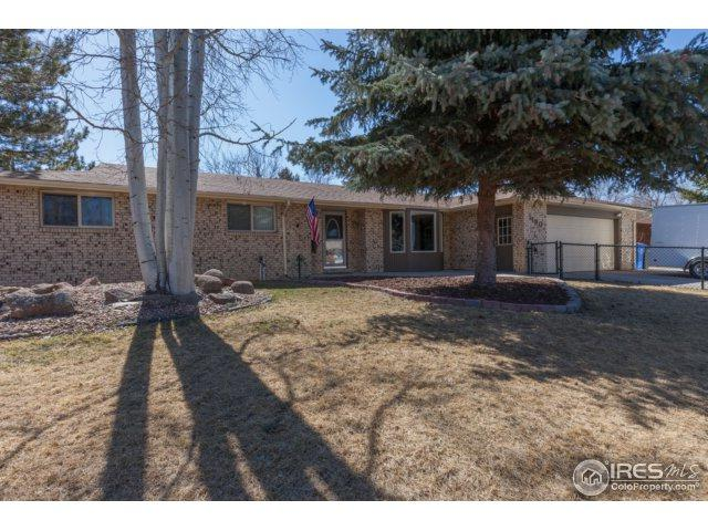 1190 E 20th St, Loveland, CO 80538 (MLS #844932) :: The Daniels Group at Remax Alliance