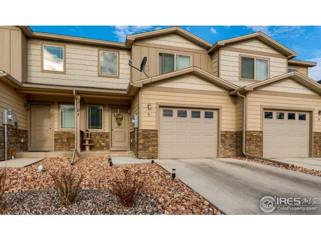 3101 Alybar Dr 4B, Wellington, CO 80549 (MLS #844949) :: The Daniels Group at Remax Alliance