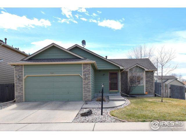 2338 Hampstead Dr, Loveland, CO 80538 (MLS #844950) :: The Daniels Group at Remax Alliance