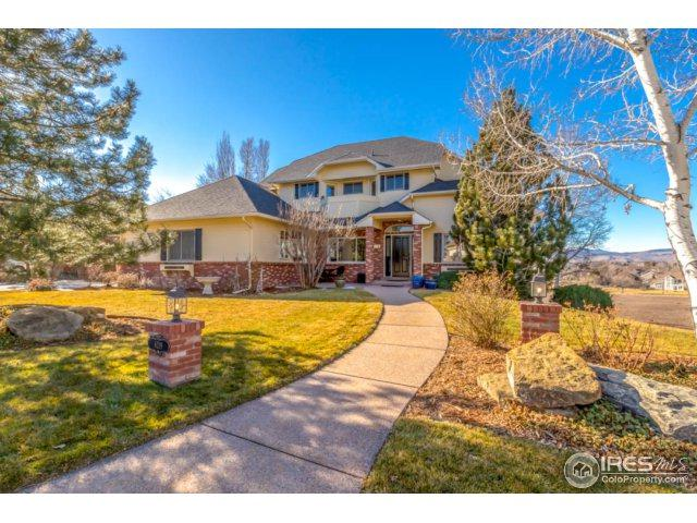 6219 Eagle Ridge Ct, Fort Collins, CO 80525 (#844951) :: The Peak Properties Group