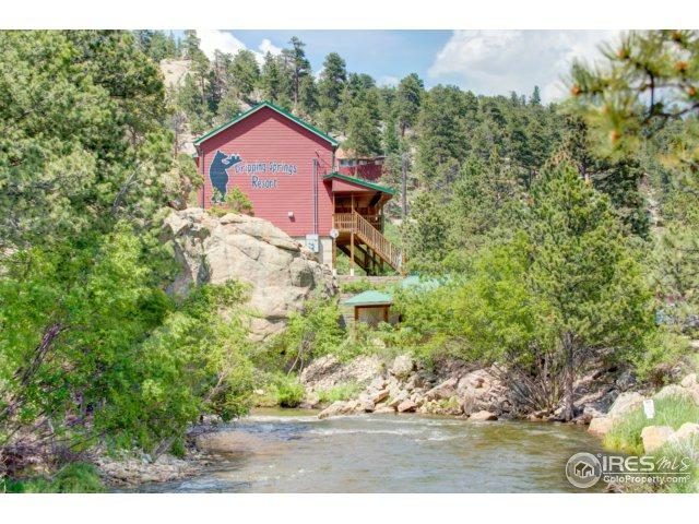 37 Dripping Springs Ln, Drake, CO 80515 (MLS #844956) :: Tracy's Team