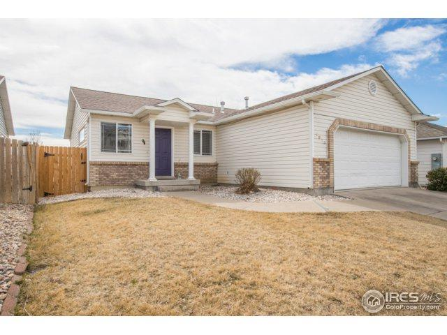 4015 Glenarbor Ln, Fort Collins, CO 80524 (MLS #844962) :: The Daniels Group at Remax Alliance