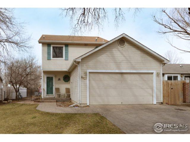 8427 3rd St, Wellington, CO 80549 (#844965) :: The Peak Properties Group