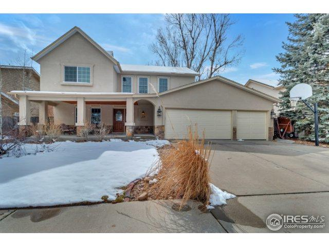 164 E 14th Ct, Broomfield, CO 80020 (#844970) :: The Peak Properties Group