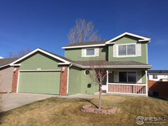 132 51st Ave, Greeley, CO 80634 (MLS #844971) :: The Daniels Group at Remax Alliance