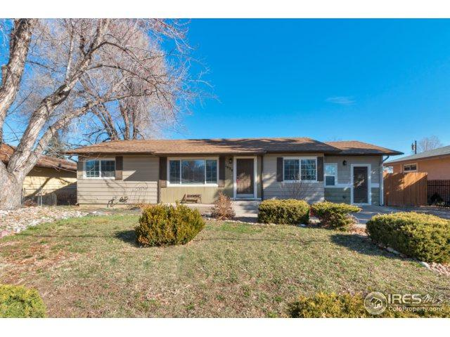 1420 Mountain View Ave, Longmont, CO 80501 (MLS #844974) :: The Daniels Group at Remax Alliance