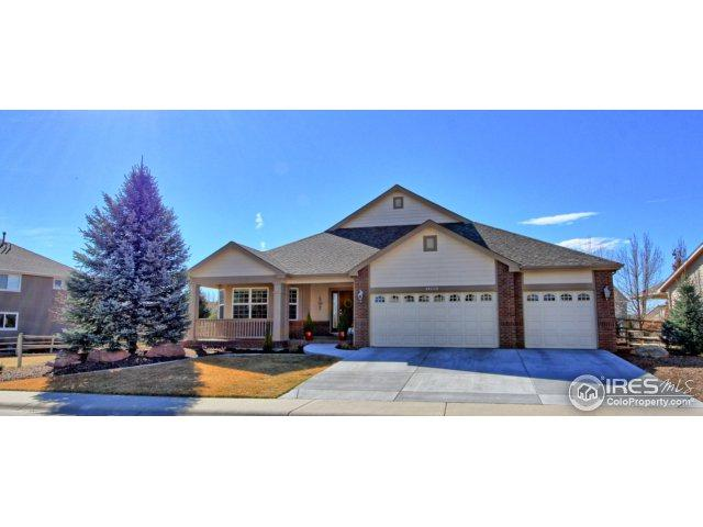 11800 N Beasly Rd, Longmont, CO 80504 (MLS #844986) :: The Daniels Group at Remax Alliance