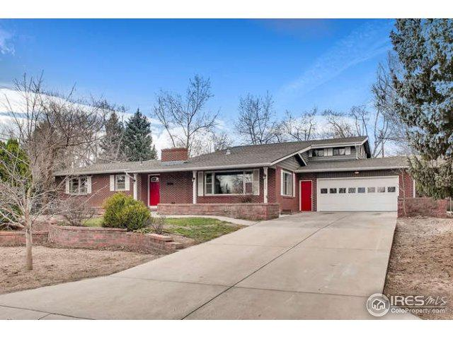 1955 18th Ave, Greeley, CO 80631 (#844992) :: The Peak Properties Group