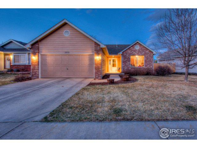 1530 Bayberry Cir, Fort Collins, CO 80524 (MLS #845009) :: The Daniels Group at Remax Alliance