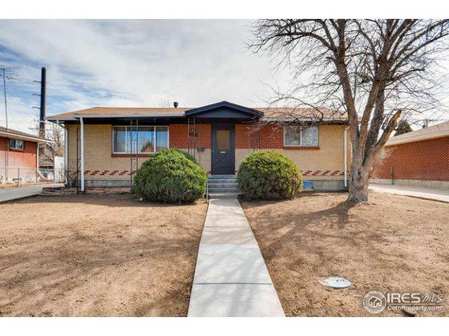 830 Hoover Ave, Fort Lupton, CO 80621 (MLS #845013) :: 8z Real Estate