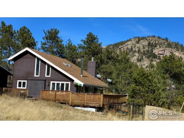 507 Deer Ln, Lyons, CO 80540 (#845014) :: The Peak Properties Group
