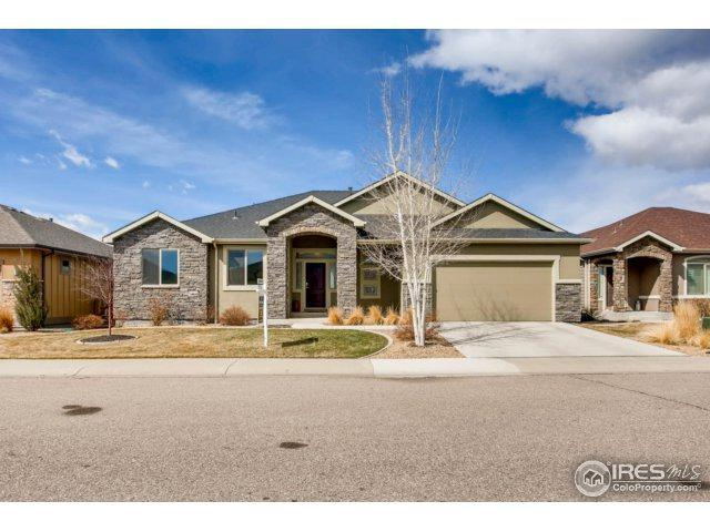 5933 Woodcliffe Dr, Windsor, CO 80550 (MLS #845015) :: The Daniels Group at Remax Alliance