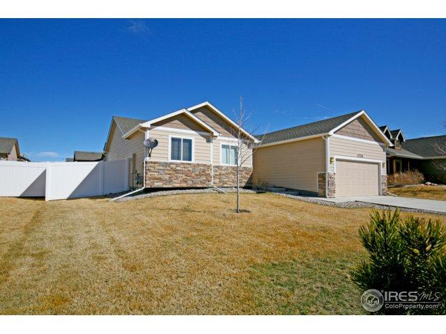 3770 Mount Flora St, Wellington, CO 80549 (MLS #845031) :: The Daniels Group at Remax Alliance