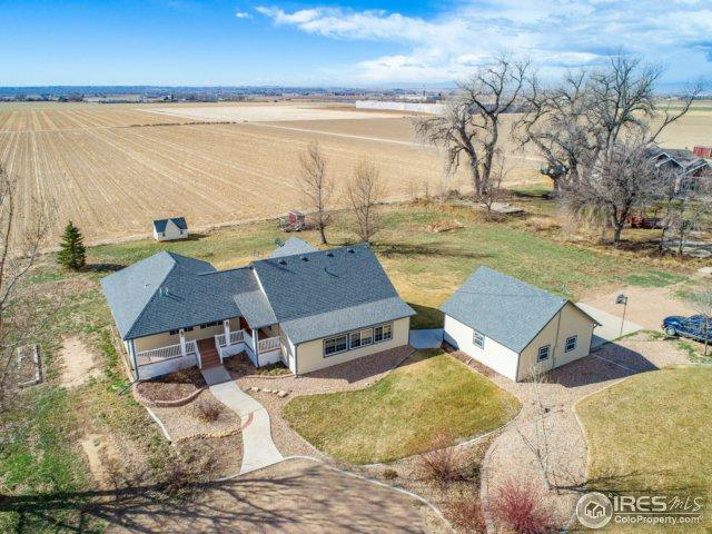15808 County Road 70, Greeley, CO 80631 (MLS #845036) :: Downtown Real Estate Partners