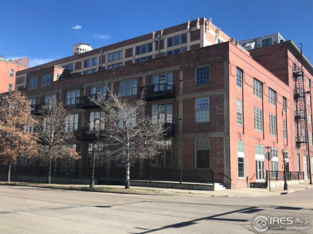 1301 Wazee St 2C, Denver, CO 80204 (MLS #845038) :: The Daniels Group at Remax Alliance