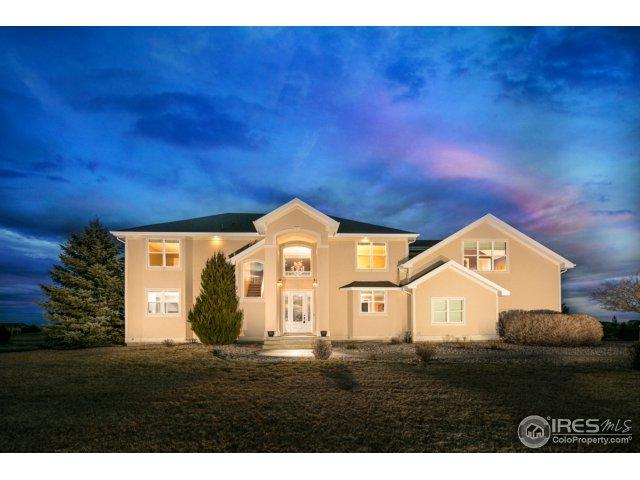 37012 Soaring Eagle Cir, Severance, CO 80550 (MLS #845039) :: The Daniels Group at Remax Alliance
