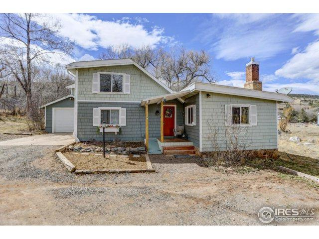 9 River Hollow Ln, Loveland, CO 80538 (MLS #845041) :: The Daniels Group at Remax Alliance