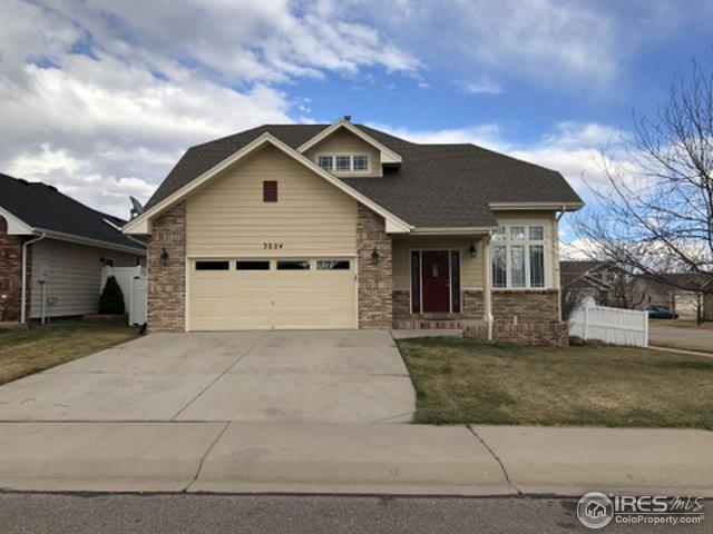 3224 66th Ave Ct, Greeley, CO 80634 (MLS #845042) :: The Daniels Group at Remax Alliance