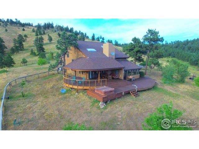 3555 Bison Dr, Boulder, CO 80302 (#845060) :: The Peak Properties Group