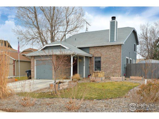 2826 SW Bridalwreath Pl, Loveland, CO 80537 (#845163) :: The Peak Properties Group
