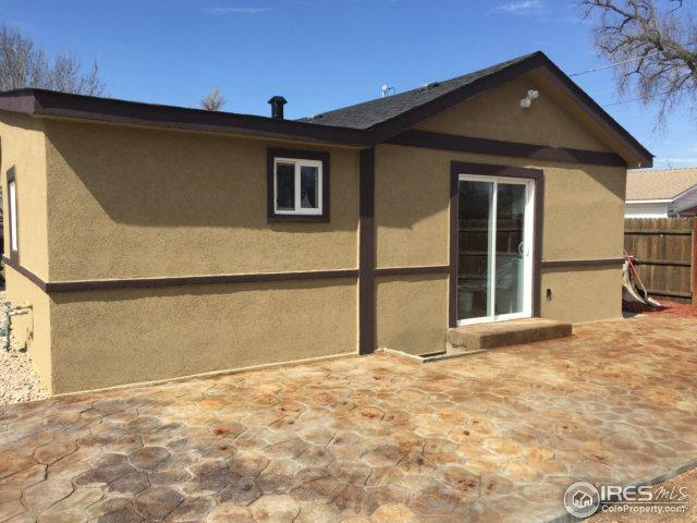 4010 Central St, Evans, CO 80620 (#845167) :: The Peak Properties Group