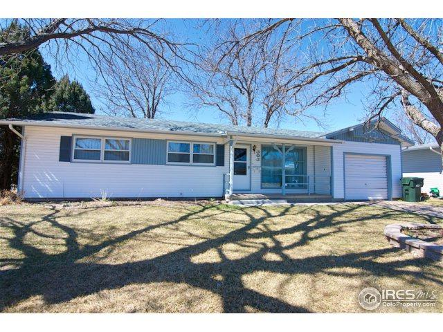 303 Cortez St, Sterling, CO 80751 (MLS #845168) :: Tracy's Team