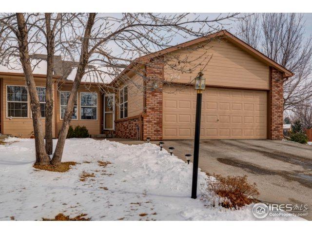 298 Morgan Dr, Loveland, CO 80537 (#845171) :: The Peak Properties Group