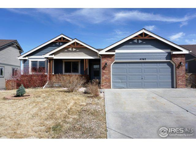 4562 Cole Dr, Loveland, CO 80538 (MLS #845288) :: Tracy's Team