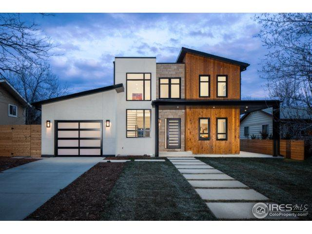 3580 16th St, Boulder, CO 80304 (#845290) :: The Peak Properties Group