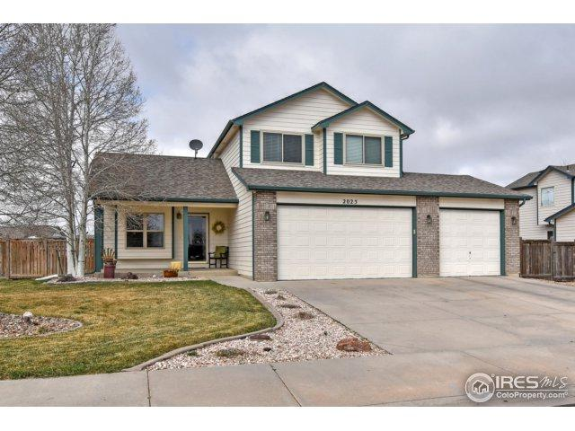 2025 74th Ave, Greeley, CO 80634 (#845312) :: The Peak Properties Group