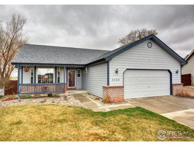 2024 Brown Ct, Johnstown, CO 80534 (#845316) :: The Peak Properties Group