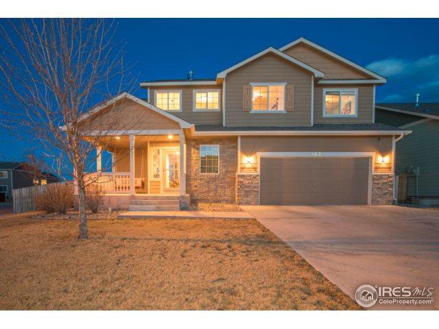 463 Homestead Ln, Johnstown, CO 80534 (#845319) :: The Peak Properties Group