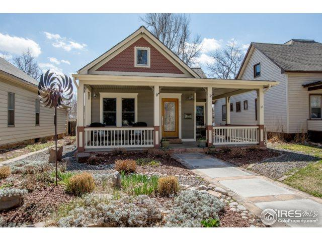 811 W Mountain Ave, Fort Collins, CO 80521 (MLS #845324) :: Tracy's Team