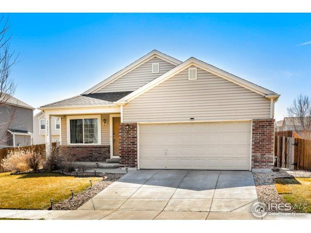 15626 E 99th Pl, Commerce City, CO 80022 (#845335) :: The Peak Properties Group
