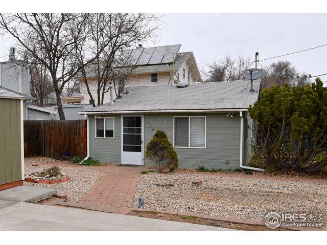 615 40th St, Evans, CO 80620 (#845340) :: The Peak Properties Group