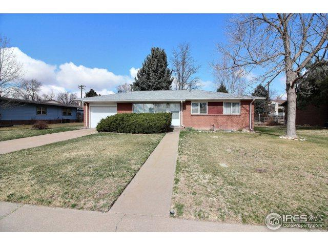 2463 25th Ave, Greeley, CO 80634 (#845368) :: The Peak Properties Group