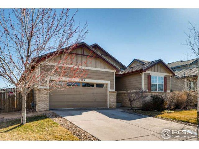 7560 E 129th Pl, Thornton, CO 80602 (#845382) :: The Peak Properties Group
