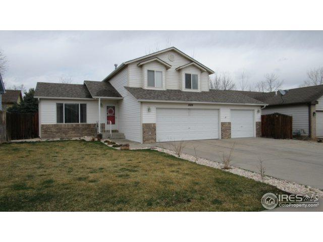 1909 Greenbriar Ct, Johnstown, CO 80534 (#845393) :: The Peak Properties Group
