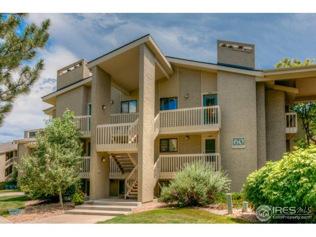 60 S Boulder Cir #6036, Boulder, CO 80303 (MLS #845455) :: The Daniels Group at Remax Alliance
