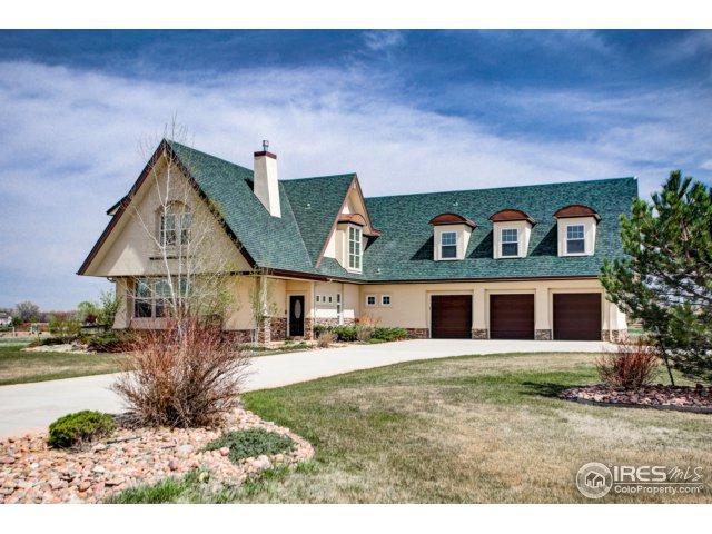 37158 Dickerson Run, Severance, CO 80550 (MLS #845516) :: 8z Real Estate