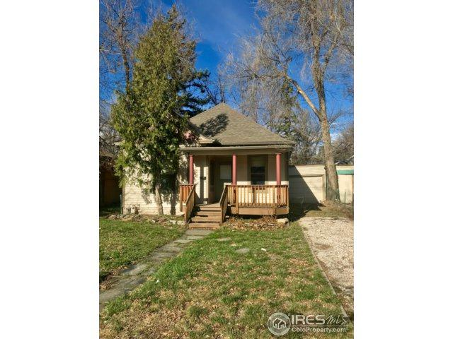 609 S Meldrum St, Fort Collins, CO 80521 (MLS #845534) :: Tracy's Team