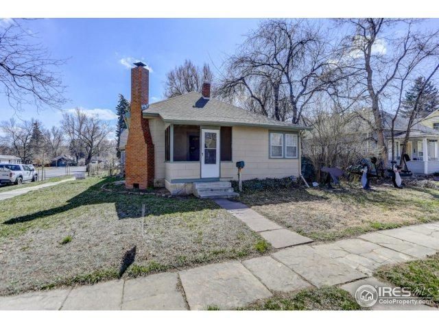 331 Garfield St, Fort Collins, CO 80524 (MLS #845542) :: Downtown Real Estate Partners