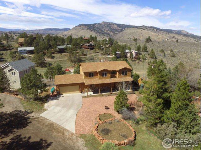 4907 Eastridge Dr, Fort Collins, CO 80526 (#845559) :: The Peak Properties Group